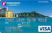 ハワイアンエアラインズVISAカード(一般カード)