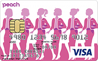 Peach Card(ピーチカード)