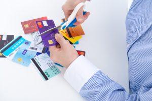 クレジットカードの捨て方は?有効期限切れカードの安全な処分方法は?